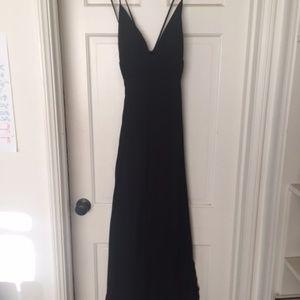 BCBG Maxi Dress Black
